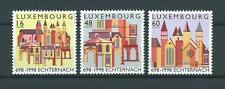 LUXEMBOURG - 1998 YT 1404 à 1406 - TIMBRES NEUFS** MNH LUXE