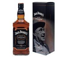 Jack Daniel's JD MASTER DISTILLER Whisky SEALED No.2 Jess MISMATCHED MISPRINTED!