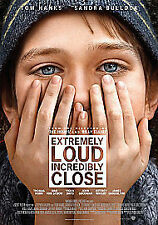 Extremely Loud and Incredibly Close [DVD] [2012], Very Good DVD, Thomas Horn, Ma