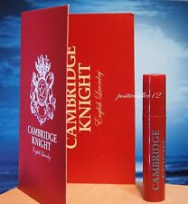 English Laundry Cambridge Knight Sample men fragrance Rock & Roll Religion homme
