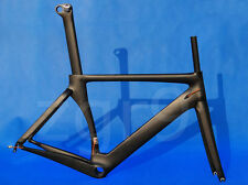 UD Carbon Matt Road Bike Frame 54cm 700C Bicycle Fork , Seatpost Headset , BB