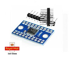 TXS0108E High Speed Full Duplex 8 Channel Way Logic Level Converter Module