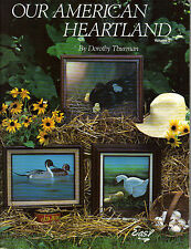 Our American Heartland Vol. II Tole Book by Dorothy Thurman~OOP