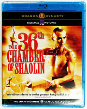 The 36th Chamber Of Shaolin 1978 Bluray New Shaw Brothers Chia-Hui Liu Lieh Lo