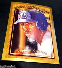VLADIMIR GUERRERO 1997 Donruss FOIL Rookie DIAMOND KINGS Card #2  /10000 EXPOS