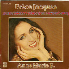 ANNE MARIE B. FRERE JACQUES / BEBE CHAT FRENCH 45 SINGLE