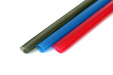 """KnuKonceptz 1"""" 25mm RED Adhesive Glue Lined 3:1 Heat Shrink Tubing 4'"""