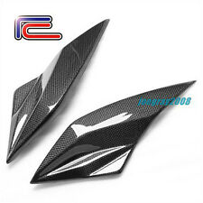 RC Carbon Fiber Headlight Side Panels KAWASAKI Z1000 ABS SE 2010 2011 2012 2013