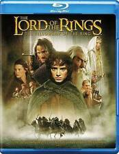 The Lord of the Rings: The Fellowship of the Ring [Blu-ray], (Blu-Ray Disc)