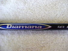 "MITSUBISHI DIAMANA Kai'li 80 REG FLEX HYBRID SHAFT 39.25"" TITLEIST 910 ADAPTER"