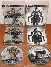 Darksiders Collection (1 & 2 / II) Vigil Games, PlayStation 3 PS3, Pal-España