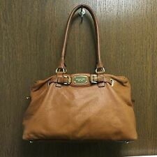 Authentic XL Michael Kors Tan Pebble Leather Tote/shopper Shoulder Bag