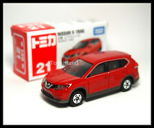 TOMICA #21 NISSAN X-TRAIL 1/63 TOMY 2014 AUG NEW MODEL DIECAST CAR