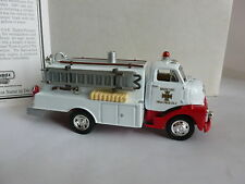 MATCHBOX DIECAST FIRE ENGINE 1948 GMC C.O.E TANKER/PUMPER YYM37631