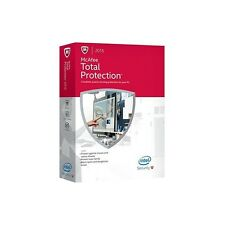 McAfee Total Protection 2015 1pc 1anno MTP15IMB1RAA