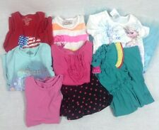 MIXED LOT 8 Girls Tops And Dresses Spring And Summer Size 6-6X