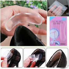 5 Pair Silicone Gel Heel Cushion Foot Care Shoe Insert Pad Insole For High Heel
