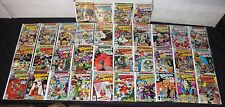 Vintage Marvel Bronze/Copper Age Howard the Duck 34pc Comic Lot 8.0-9.2