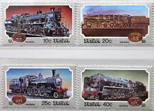 RSA SÜDAFRIKA SOUTH AFRICA 1983 630-33 Dampflokomotiven Locomotives Trains MNH