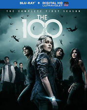 The 100: The Complete First Season (Blu-ray Disc, 2014, 3-Disc Set, Includes...