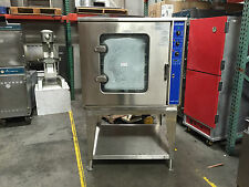 Used Cleveland ME/210X 11 Pan Electric Combi Oven Convection/ Steamer w/ Stand