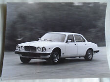 Jaguar Sovereign press photo brochure c1978 version 1
