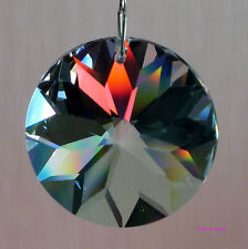 Hanging Crystal Sun Catcher Feng Shui Rainbow Prism Sparkling Window Hanger