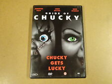 DVD / BRIDE OF CHUCKY ( JENNIFER TILLY, JOHN RITTER, NICK STABILE )