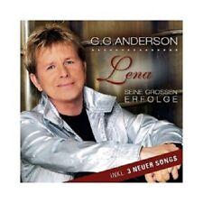 G.G. ANDERSON - LENA-SEINE GROßEN ERFOLGE  2 CD  40 TRACKS SCHLAGER  NEU