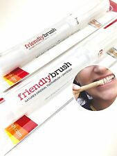 Teeth Whitening Miswak Stick by Friendly Brush - Natural, Effective, Fast Acting