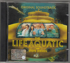 STEVE ZISSOU - the life aquatic CD