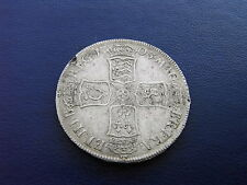 Queen Anne Silver Half-Crown, 1703