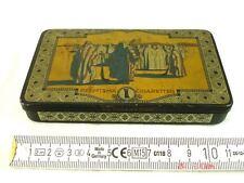 alte Blechdose Senussi Reemtsma Zigaretten orientalisch