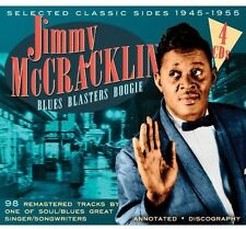 Blues Blasters Boogie 1946-1955 - Jimmy Mccracklin (2013, CD NIEUW)