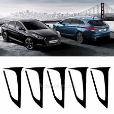 """18"""" Wheel Mask Real Carbon Decal Sticker For Hyundai i40"""