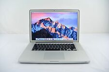 "Apple MacBook Pro 15"" 2010 2.4GHz i5 4GB RAM 320GB  MC371LL/A C GRADE + WARRANTY"