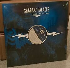 SHABAZZ PALACES Live Third Man Lp Black Up Digible Planets Ishmael Butler Lese