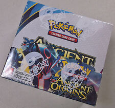 POKEMON XY ANCIENT ORIGINS BOOSTER 1/4 BOX 9 PACK LOT FREE SAME DAY SHIPPING