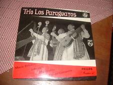 """TRIO LOS PARAGUAYOS """" MARIA DOLORES + 3 """" E.P.   ITALY'59"""