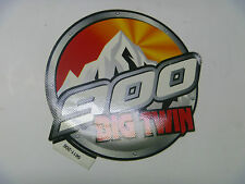 NEW OEM ARCTIC CAT SNOWMOBILE DECAL PART # 5611-208