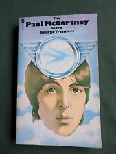PAUL MCCARTNEY - THE STORY - BY GEORGE TREMLETT- p/b book