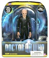 "Doctor Who Series 6 Silent 6"" Figure with Open Mouth!"