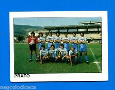 CALCIO FLASH '84 Lampo - Figurina-Sticker n. 455 - PRATO SQUADRA -New
