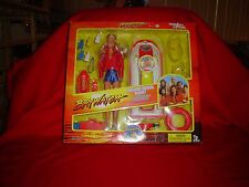 "Baywatch Playsets 1997 ""15 pieces!!"" C.J Parker 11"" Dolls [Pamela Anderson ] MIB"