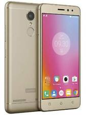 Lenovo K6 Power 4G Gold |5 inch|32GB|3GB RAM|13MP/8MP 4000maH Seal Pack