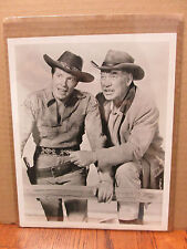 Ward Bond Robert Horton 8x10 photo movie stills print   #863
