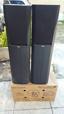 1 pares Bowers & Wilkins B & W dm 305 stand altavoces
