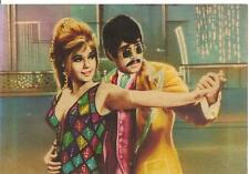 Indian BOLLYWOOD Rajesh Khanna & Mumtaz post card EASTMAN COLOR ?