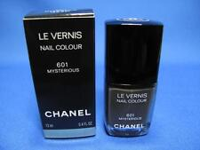 CHANEL LE VERNIS NAIL POLISH COLOUR 601 MYSTERIOUS NEW IN BOX