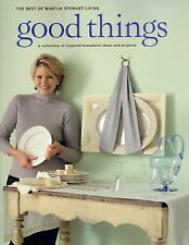 BEST OF MARTHA STEWART GOOD THINGS *PRISTINE* FREE USPS SHIP TRACK CFM